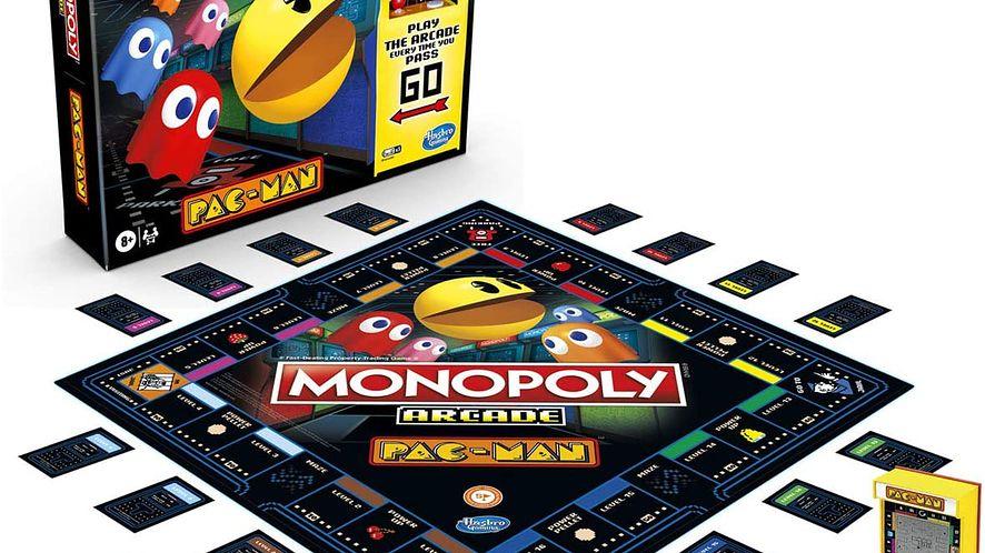 Pac-Man dostanie swoje Monopoly. Będziemy mogli zagrać w nim… w Pac-Mana