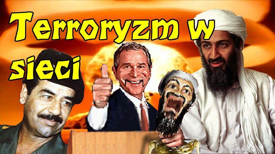 Terroryzm w sieci - Jak zabijało się Osamę Bin Ladena