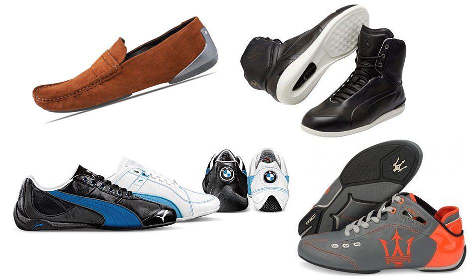 Zobacz modne buty dla fanów motoryzacji | Autokult.pl