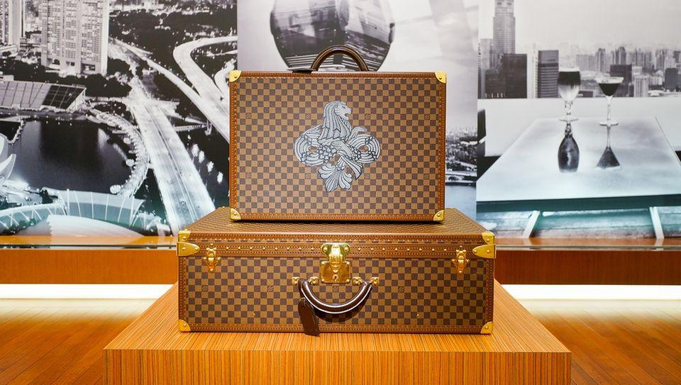 Najdroższe walizki świata - tak piękne i drogie, że szkoda zamknąć je w szafie