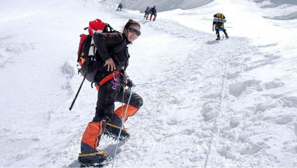 """""""Królowa Szerpów"""" - sprzątaczka, która zdobyła Mount Everest"""