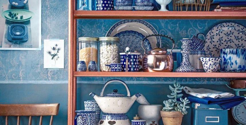 Błękit, szafir i kobalt – pięknie urządzą twoje wnętrza