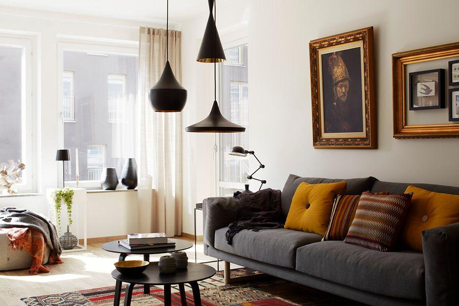 Jesienią zadbaj o oświetlenie mieszkania. Co jest teraz na topie?