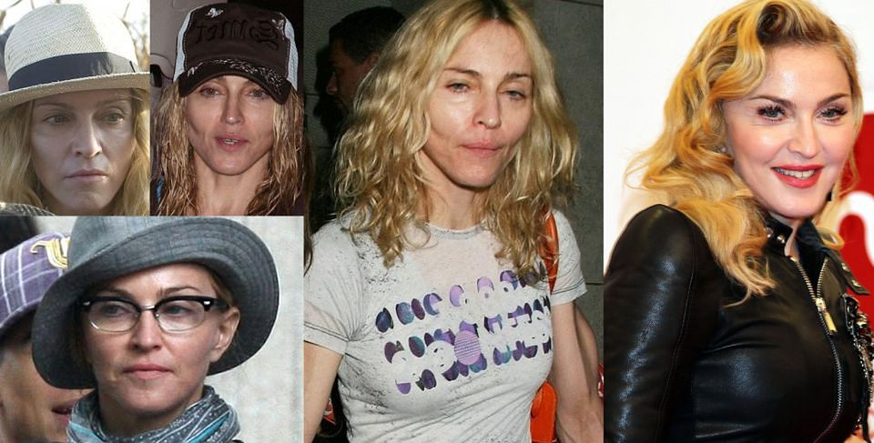 Gwiazdy Bez Makijażu Która Najgorzej Dużo Zdjęć Pudelek