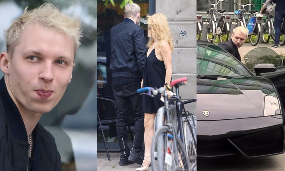 2Randka Herbuta: Śniadanie z blondynką i Lamborghini