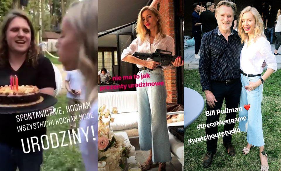 2Szulim relacjonowała wszystko drobiazgowo na swoim Instagramie