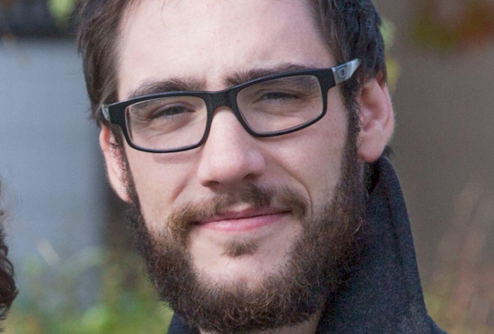 2Ofiary zamachów w Paryżu: Quentin Mourier (29 l.) - Architekt