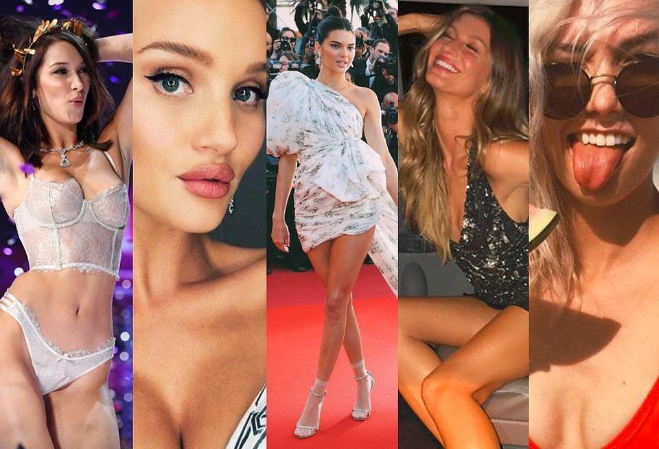 """2Najlepiej zarabiające modelki według """"Forbesa"""""""