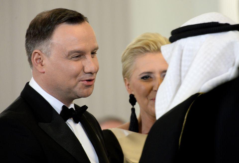 2Noworoczne przyjęcie dla korpusu dyplomatycznego
