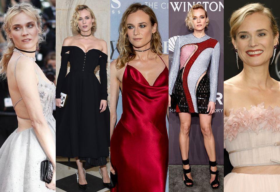 2Styl gwiazdy: Diane Kruger