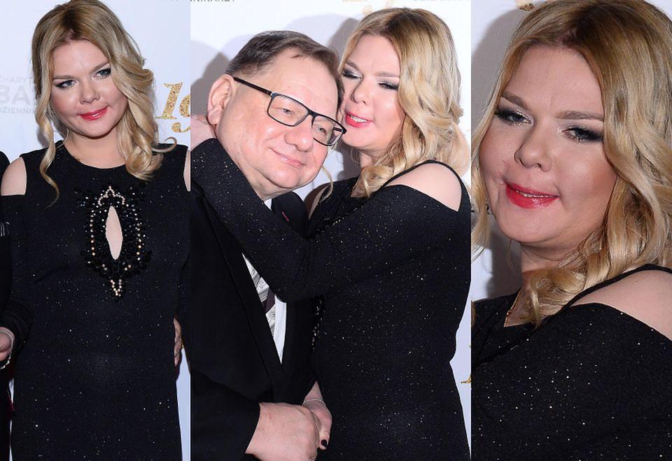 2Kalisz z żoną na Balu Dziennikarzy