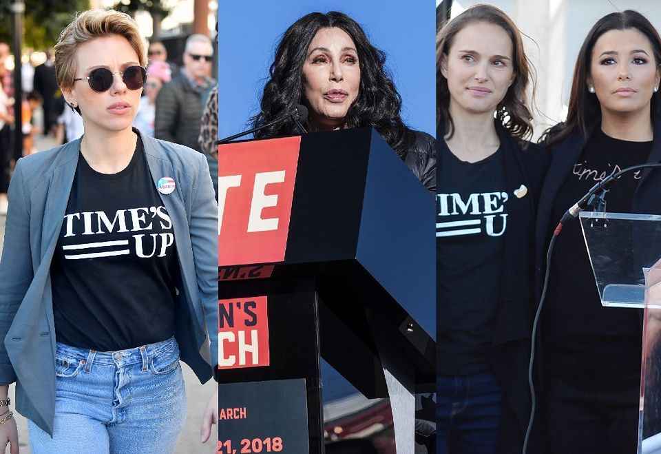 2Ruch #MeToo i Time's Up