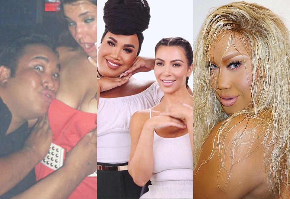 2Kim jest Patrick Starr - kosmetyczny ulubieniec Kardashianów?