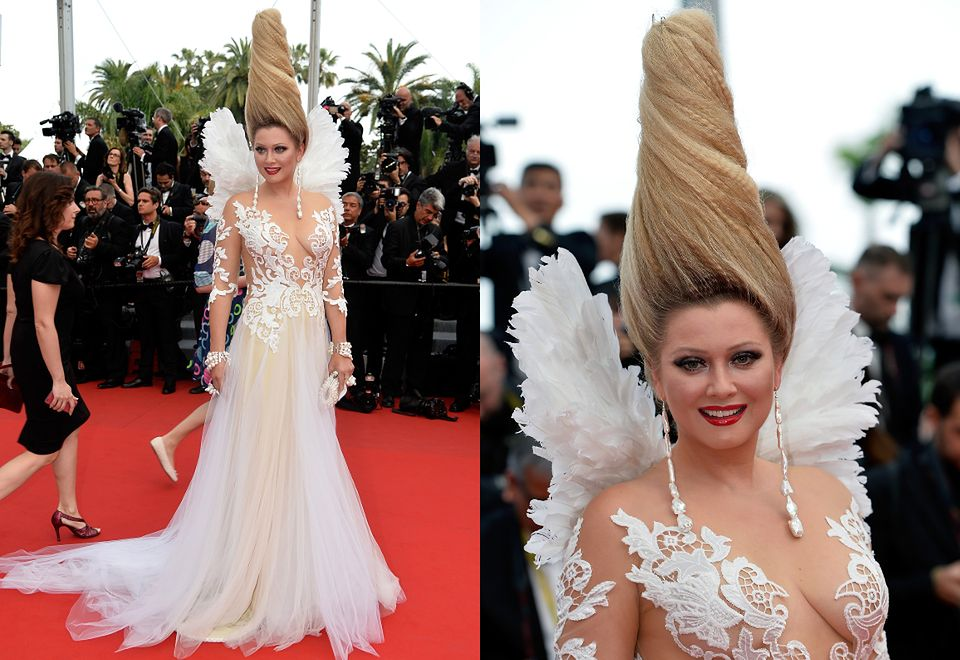 2Kok Eleny Leniny na festiwalu w Cannes w 2015 roku
