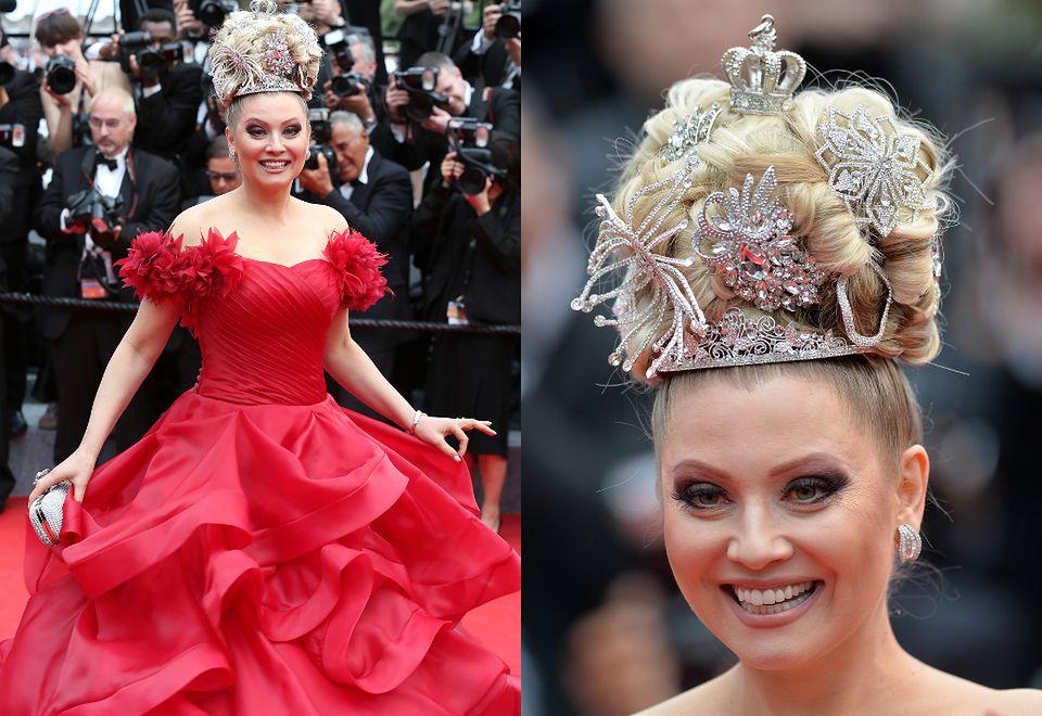 2Kok Eleny Leniny na festiwalu w Cannes w 2014 roku