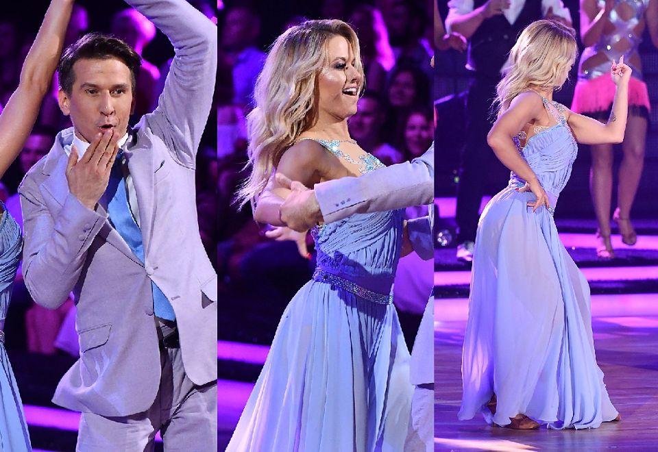 2Każda z par zatańczyła aż po trzy tańce