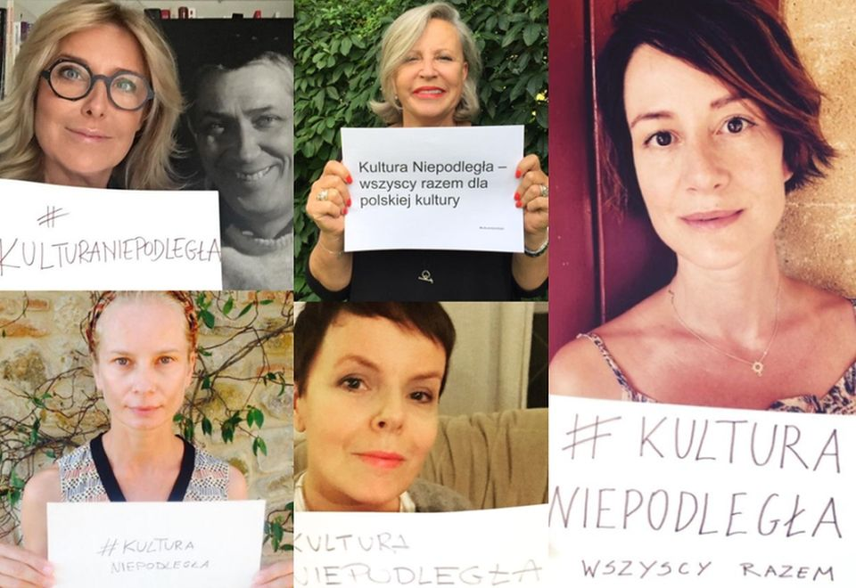 2Ruch Kultura Niepodległa stworzony przez polskich artystów