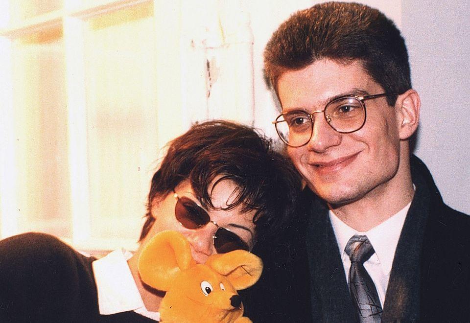 2Z Piotrem Gembarowskim, 1994
