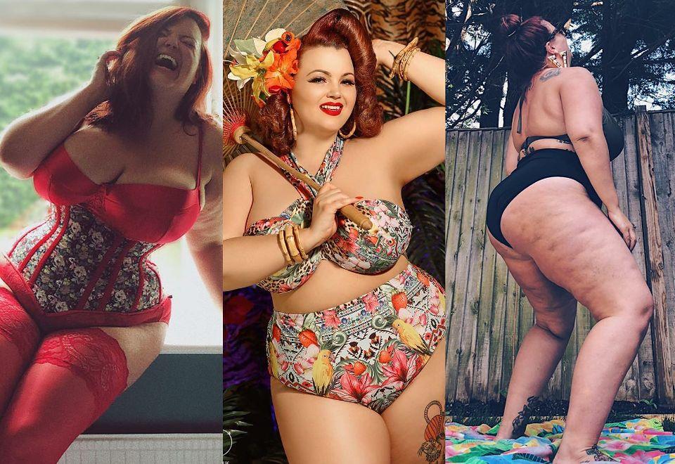 2Georgina Horne - modelka plus size walcząca z Instagramem