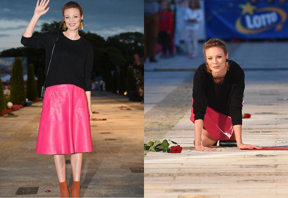 2Gwiazdy na festiwalu w Międzyzdrojach: Magdalena Boczarska