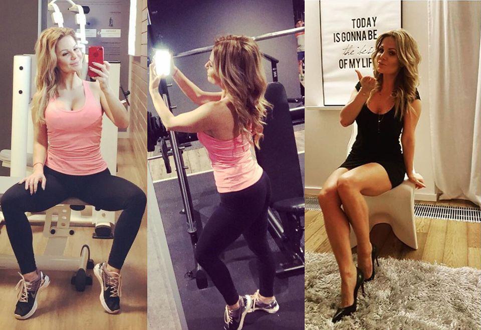 2Zmieniła dietę i zaczęła ćwiczyć