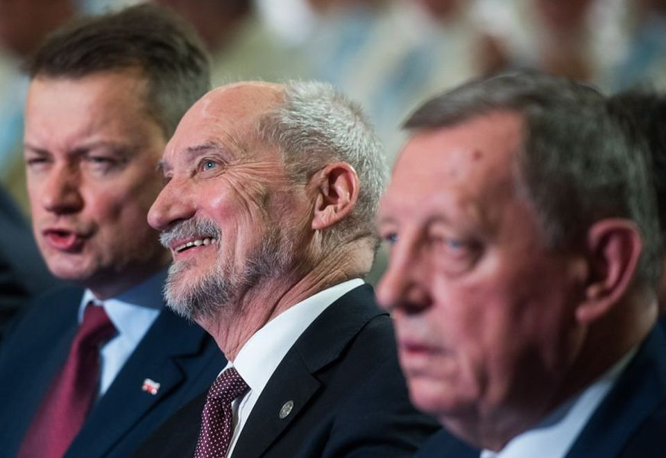 2Mariusz Błaszczak, Antoni Macierewicz, Jan Szyszko