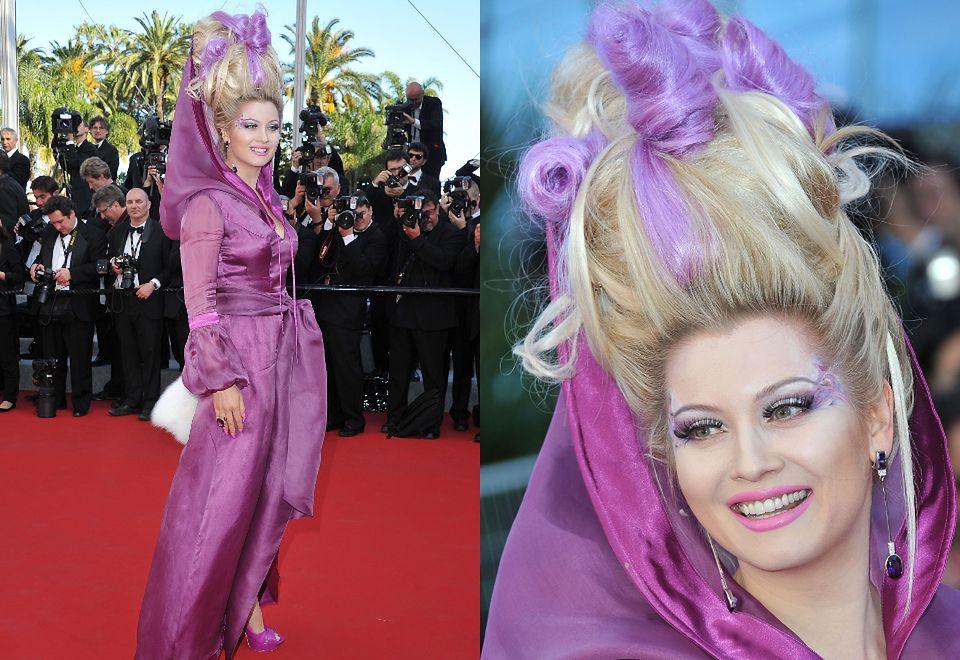 2Kok Eleny Leniny na festiwalu w Cannes w 2012 roku