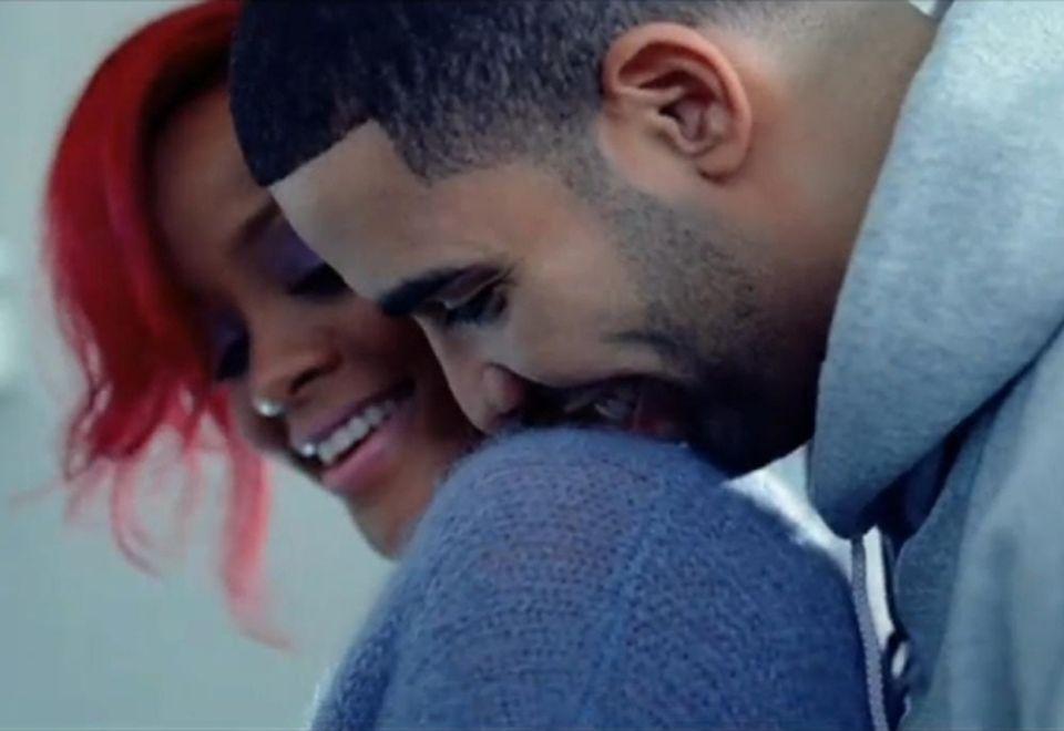 2Rihanna i Drake