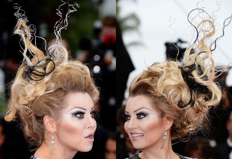 2Kok Eleny Leniny na festiwalu w Cannes w 2013 roku