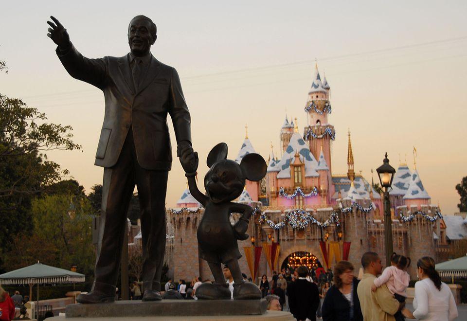 115 Lat Temu Urodzil Sie Walt Disney Zdjecia Pudelek