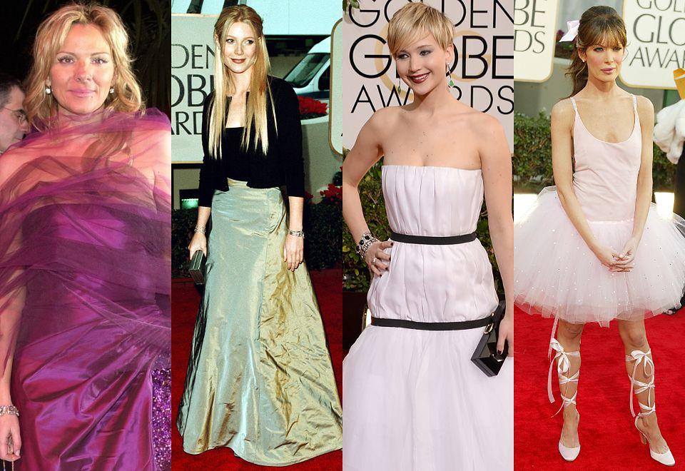 2Kim Cattrall, Gwyneth Paltrow, Jennifer Lawrence i Lara Flynn Boyle