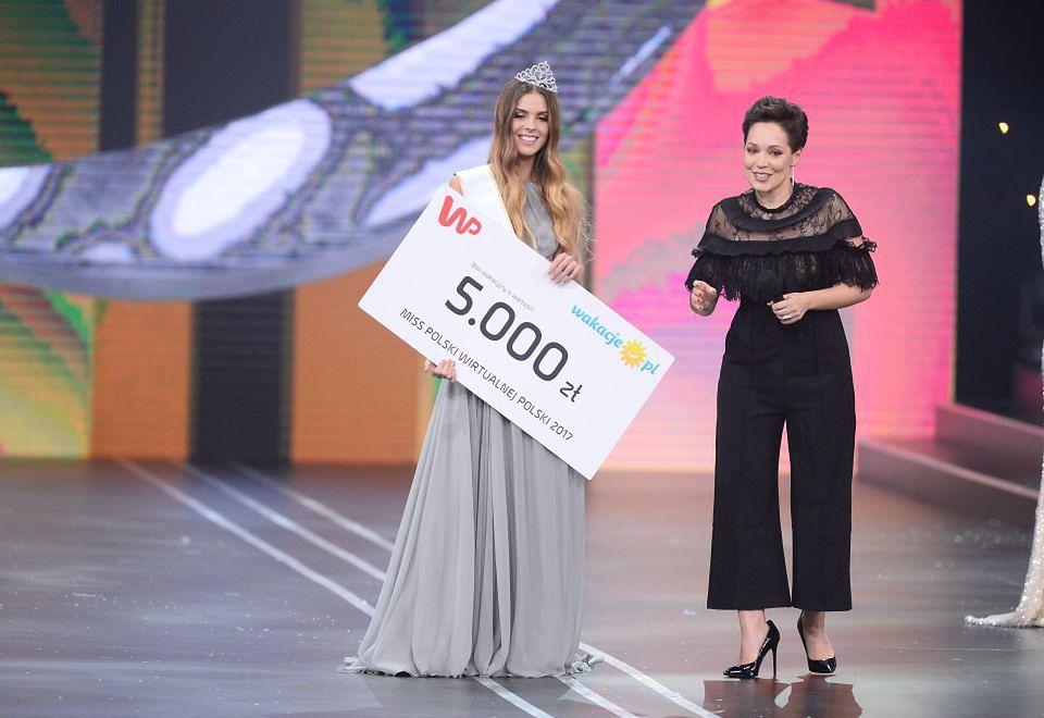 2Miss Wirtualnej Polski została Ewelina Jedynasta z Gdyni
