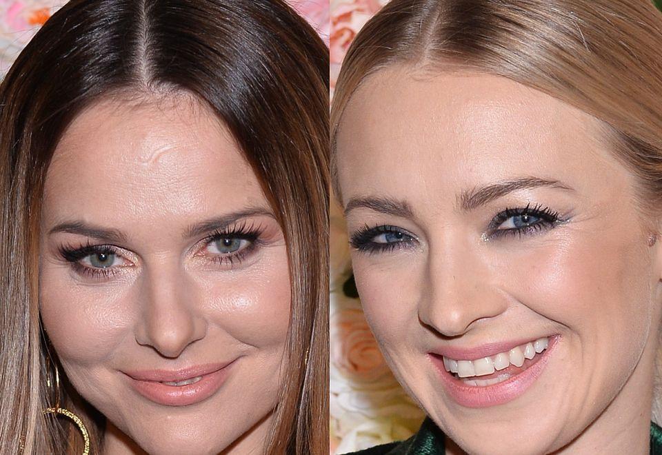 2Stylizacje uzupełniał minimalistyczny makijaż