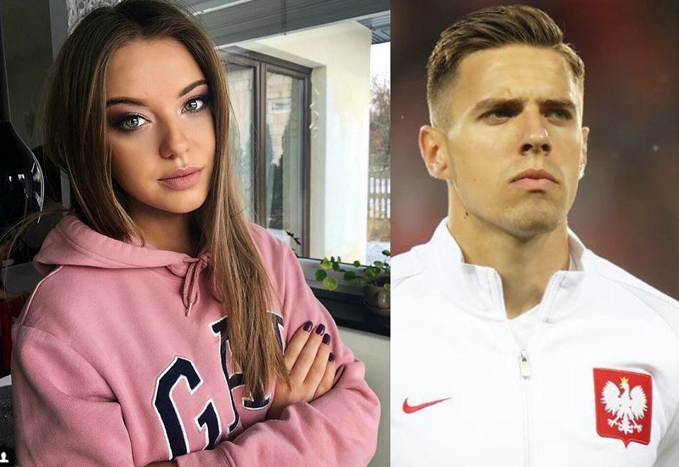 2Julia Nowak, dziewczyna Bednarka