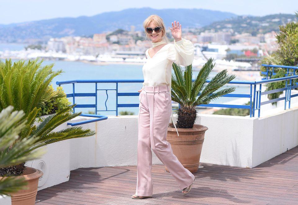 2Grażyna Torbicka w Cannes