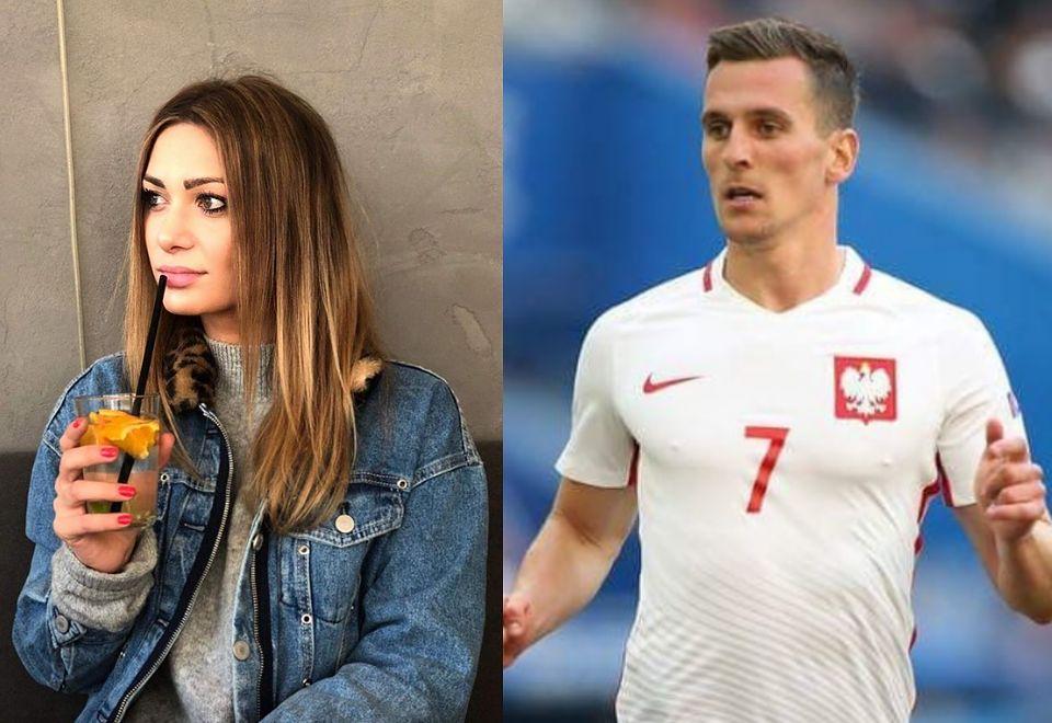 2Jessica Ziółek, dziewczyna Milika