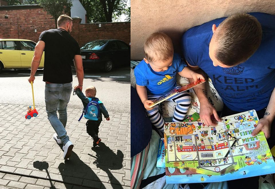 """2Ciacho Tygodnia: Bloger """"Modny Tata""""..."""