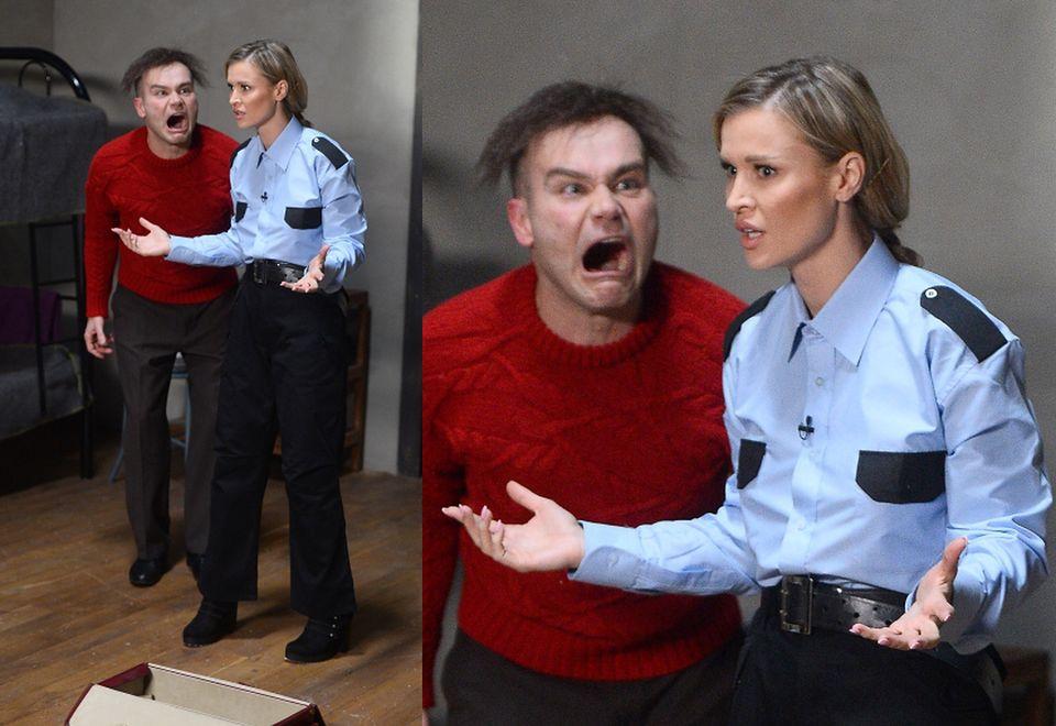 2Potem Krupa została policjantką