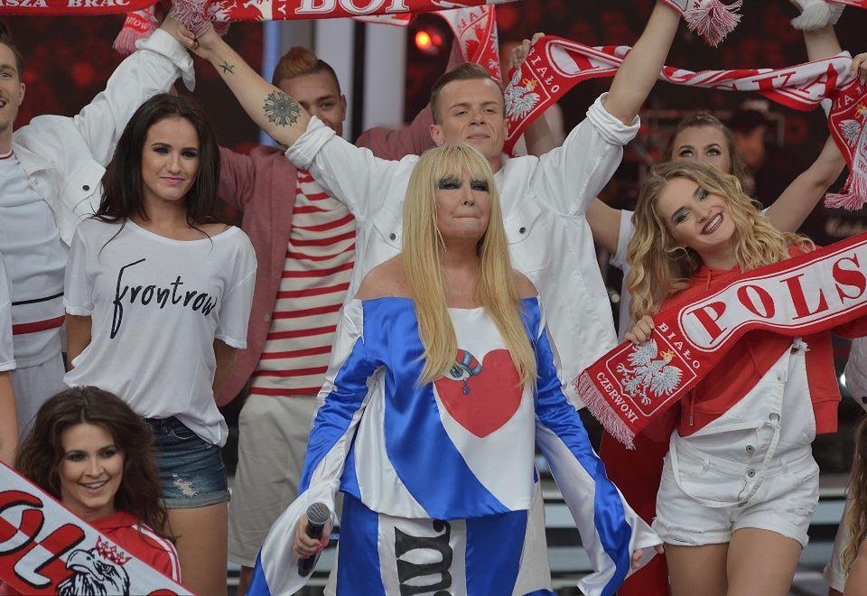 2Maryla Rodowicz na scenie