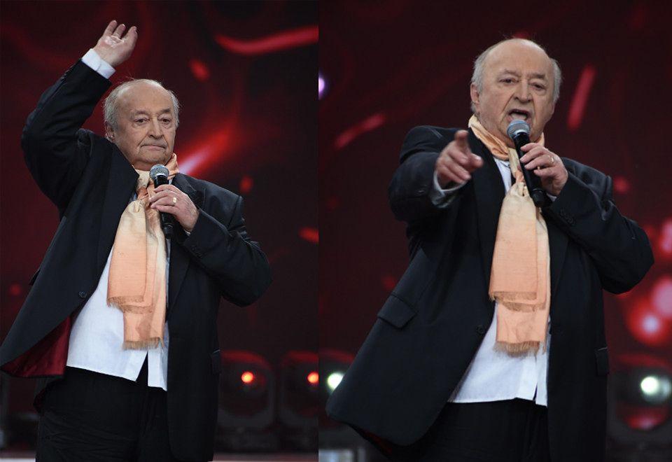 2Bohdan Łazuka na scenie