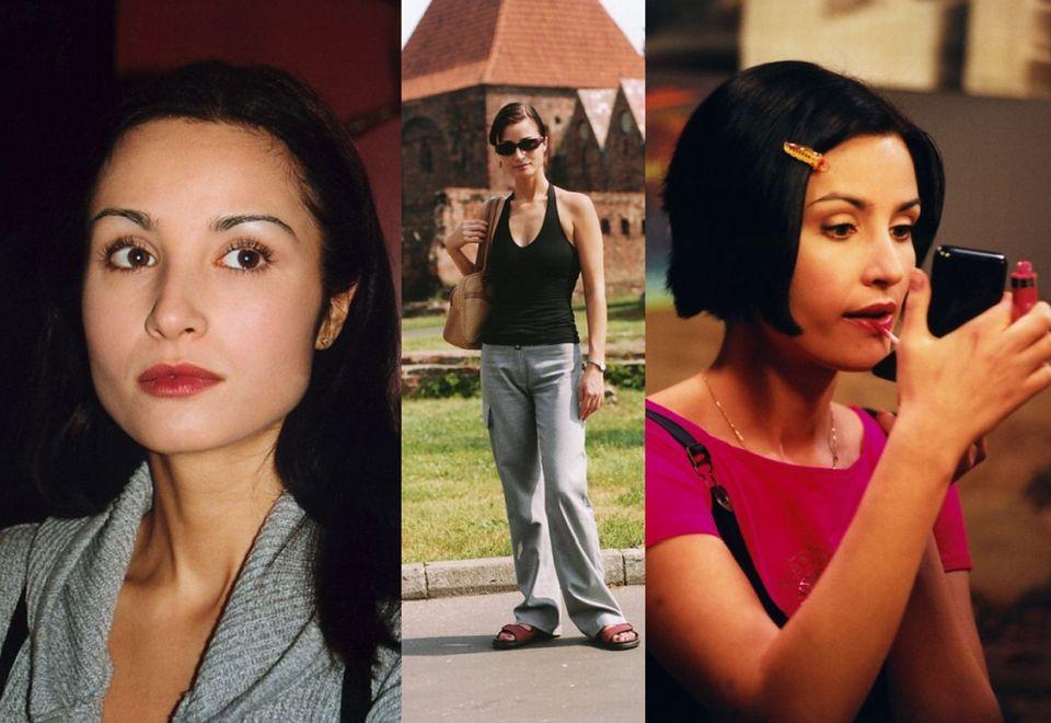 2Tak Joanna Brodzik wyglądała na początku kariery w latach 90.