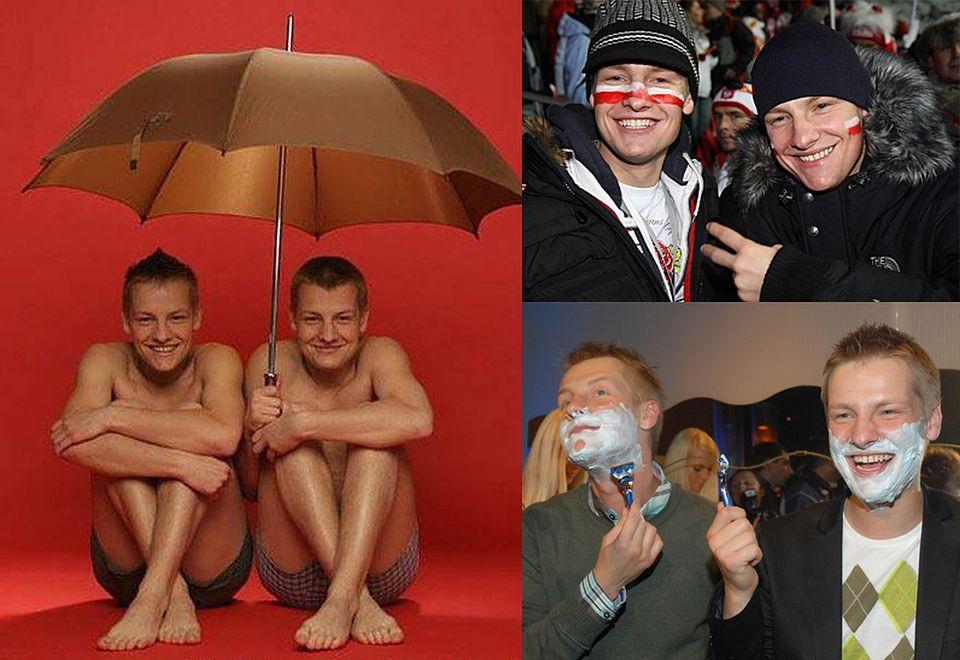 2Rafał i Marcin Mroczek