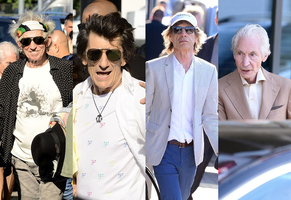 2The Rolling Stones w Warszawie