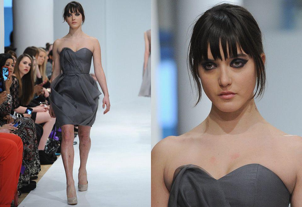2W 2014 roku wystąpiła na nowojorskim tygodniu mody