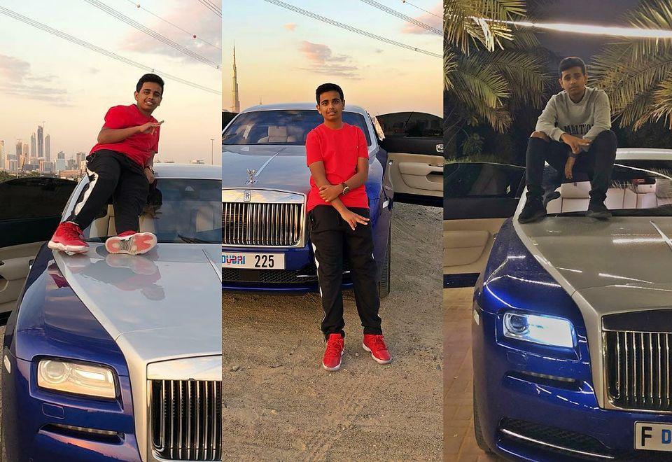 2Rashed, milioner z Dubaju