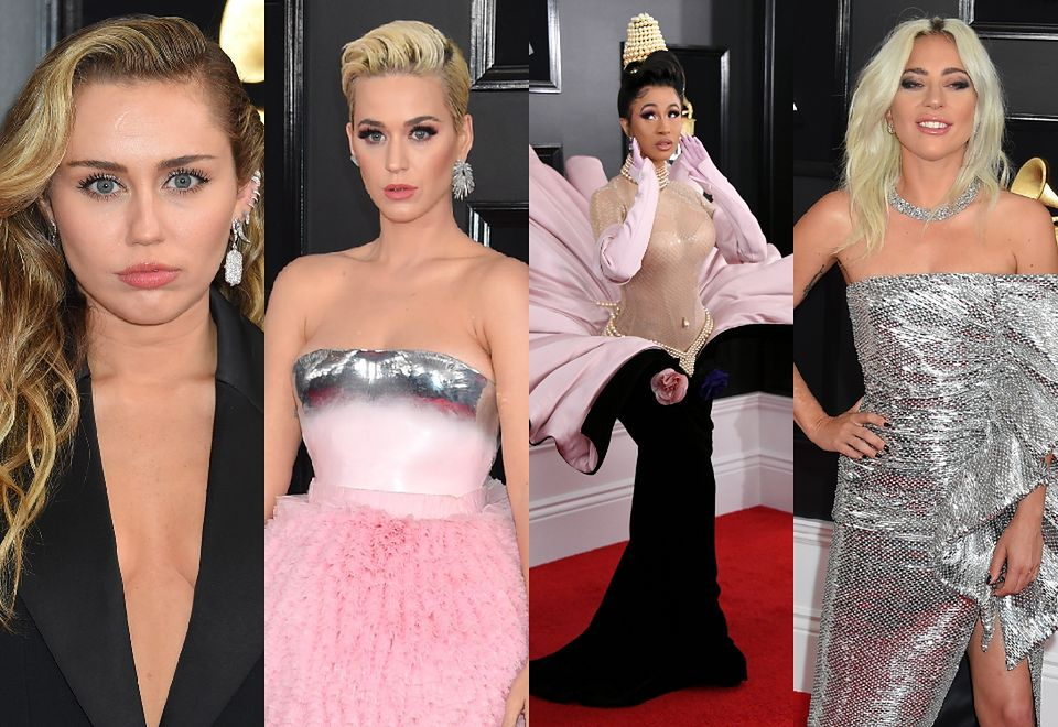 2Gwiazdy na gali Grammy 2019