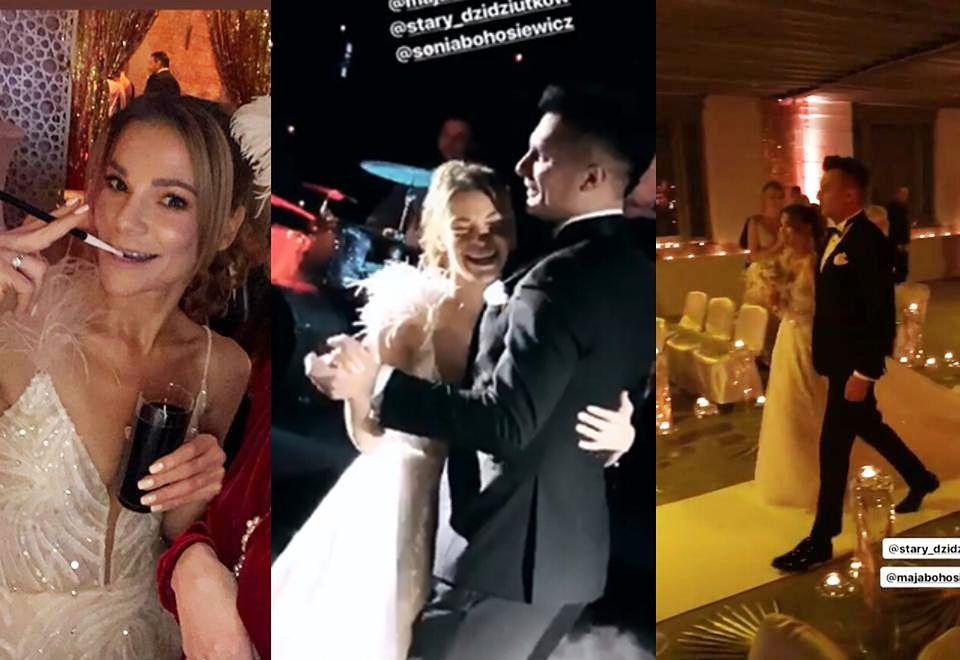 2Maja Bohosiewicz wyszła za mąż
