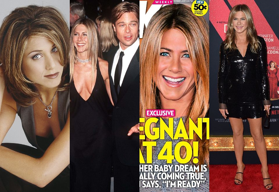 2Jennifer Aniston kończy 50 lat!