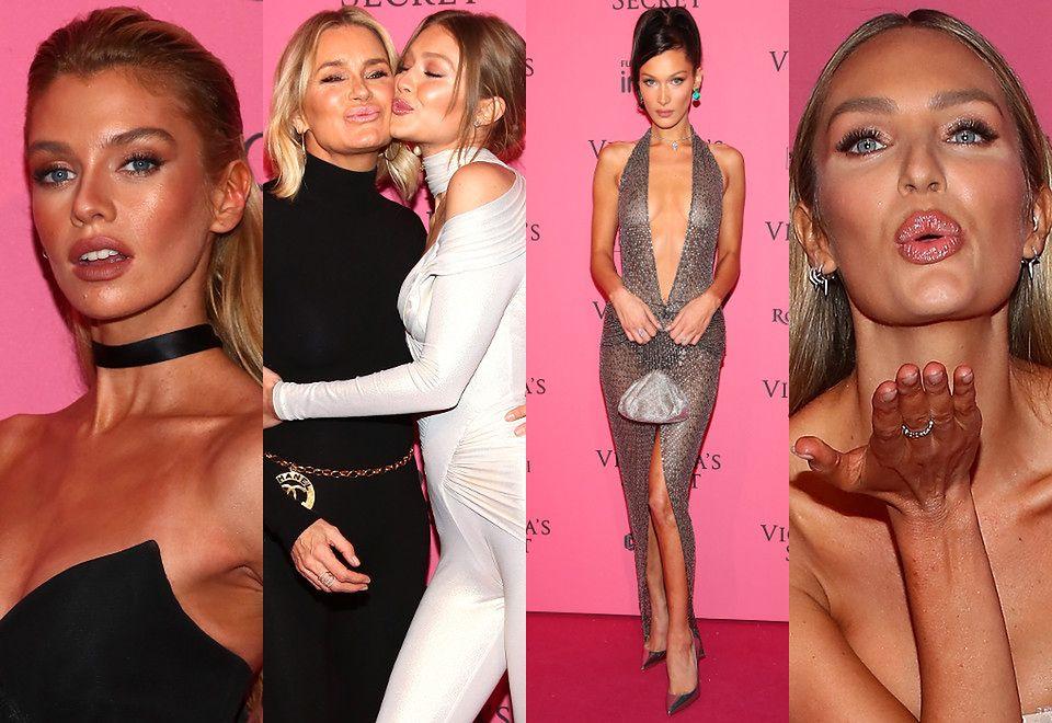2Stella Maxwell, Yolanda i Gigi Hadid, Bella Hadid oraz Candice Swanepoel