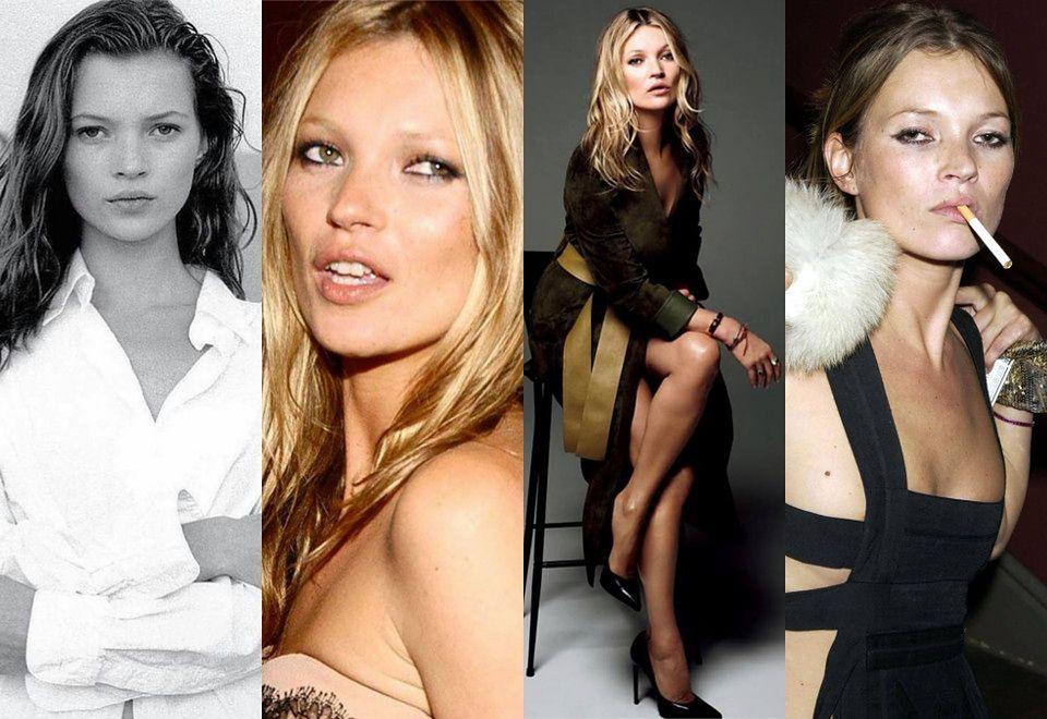 2Muza projektantów, ikona modelingu i znana imprezowiczka, Kate Moss, kończy dziś 45 LAT